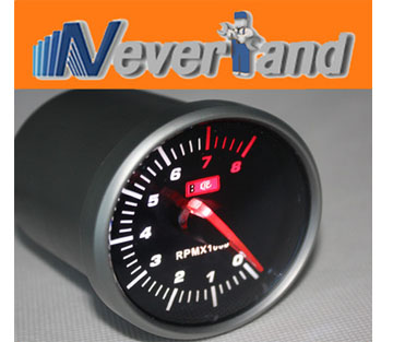 Auto Universal Rev counter Tachometer RPM Gauge Meter Speedometer for Car